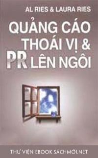 Download sách Quảng Cáo Thoái Vị Và Pr Lên Ngôi PDF/PRC/EPUB/MOBI/AZW3