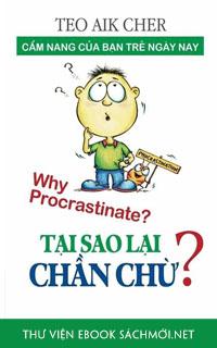 Download sách Tại Sao Lại Chần Chừ PDF/PRC/EPUB/MOBI/AZW3