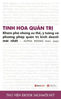 Download sách Tinh Hoa Quản Trị PDF/PRC/EPUB/MOBI/AZW3