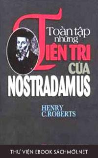 Toàn Tập Những Tiên Tri Của Nostradamus PDF
