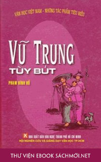 Download sách Vũ Trung Tùy Bút PDF/PRC/EPUB/MOBI/AZW3