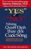 Download sách Yes Or No? Những Quyết Định Thay Đổi Cuộc Sống PDF/PRC/EPUB/MOBI/AZW3