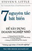 Tải ebook 7 Nguyên Tắc Bất Biến Để Xây Dựng Doanh Nghiệp Nhỏ PDF/PRC/EPUB/MOBI