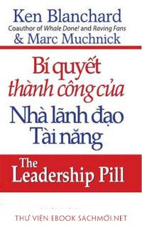 Download sách Bí Quyết Thành Công Của Nhà Lãnh Đạo Tài Năng PDF/PRC/ePUB/MOBI/AZW3