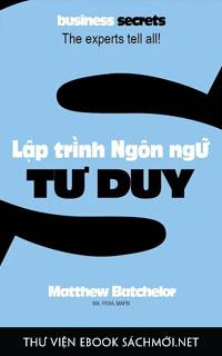 Download sách Lập Trình Ngôn Ngữ Tư Duy PDF/PRC/EPUB/MOBI/AZW3