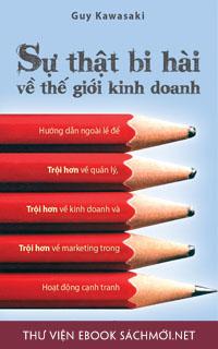 Tải ebook Sự Thật Bi Hài Về Thế Giới Kinh Doanh PDF/PRC/EPUB/MOBI