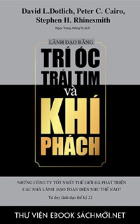 Tải ebook Trí Óc, Trái Tim Và Khí Phách PDF/PRC/EPUB/MOBI