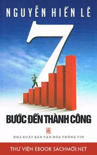 Download ebook Bảy Bước đến Thành Công PDF/PRC/EPUB/MOBI/AZW3