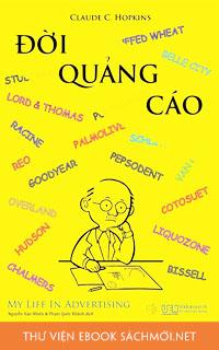 Download ebook Đời Quảng Cáo PDF/PRC/EPUB/MOBI/AZW3