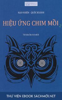 Download ebook Hiệu Ứng Chim Mồi PDF/PRC/EPUB/MOBI/AZW3