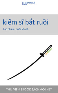 Download ebook Kiếm Sĩ Bắt Ruồi PDF/PRC/EPUB/MOBI/AZW3