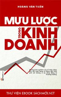 Download sách Mưu Lược Trong Kinh Doanh PDF/PRC/EPUB/MOBI/AZW3 cho Kindle, điện thoại, máy tính