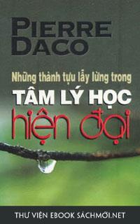 Download sách Những Thành Tựu Lẫy Lừng Trong Tâm Lý Học Hiện Đại PDF/PRC/EPUB/MOBI/AZW3