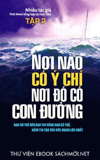 Download sách Nơi Nào Có Ý Chí Nơi Đó Có Con Đường PDF/PRC/EPUB/MOBI/AZW3