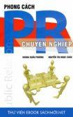 Tải ebook Phong Cách Pr Chuyên Nghiệp PDF/PRC/EPUB/MOBI/AZW3