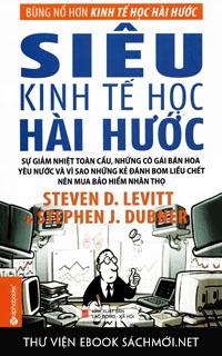 Download ebook Siêu Kinh Tế Học Hài Hước PDF/PRC/EPUB/MOBI/AZW3 cho Kindle, điện thoại, máy tính