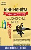 Download ebook Kinh Nghiệm Thành Công Của Ông Chủ Nhỏ PDF EPUB MOBI