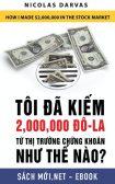 Tải ebook Tôi Đã Kiếm 2 Triệu Đô Từ Thị Trường Chứng Khoán Như Thế Nào PDF